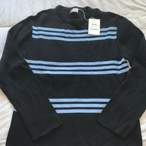 Men's navy Acne sweater !